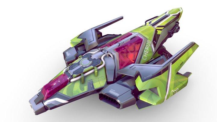 Prototype 23 3D Model