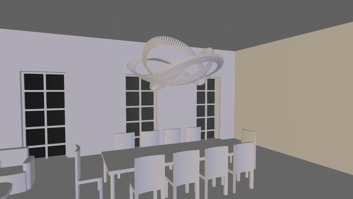 boardroom 3D Model