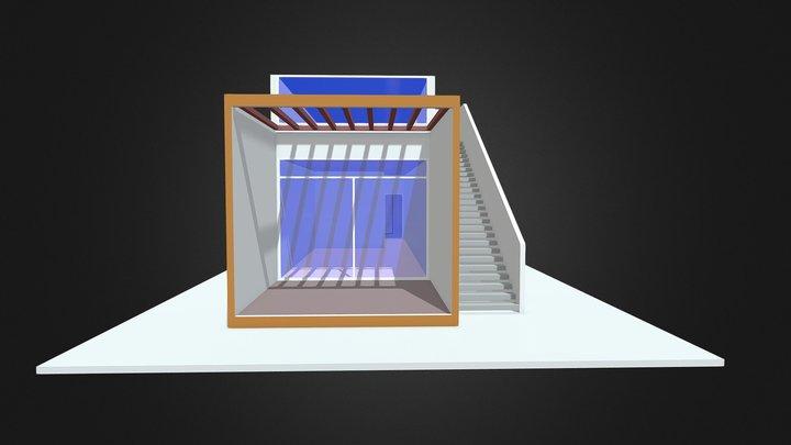 TSSC STUDIO UNIT 3D Model