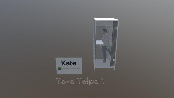 TavaTelpa1 3D Model