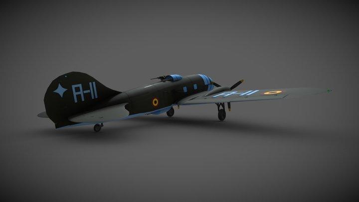 Pincht-21 3D Model