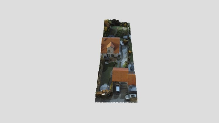 Haus Test 2 3D Model