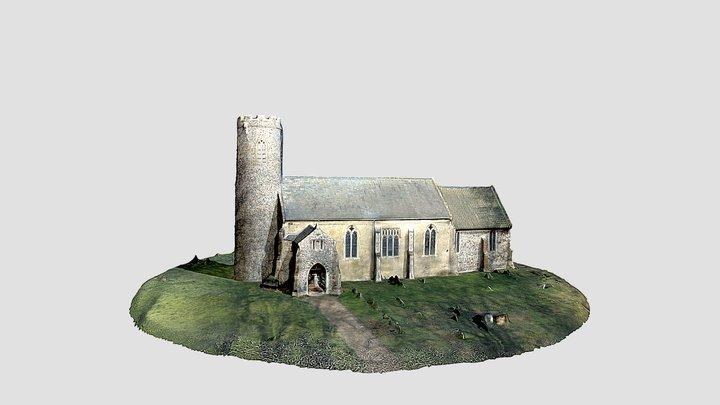 Gresham Church 7th  February 2020 3D Model