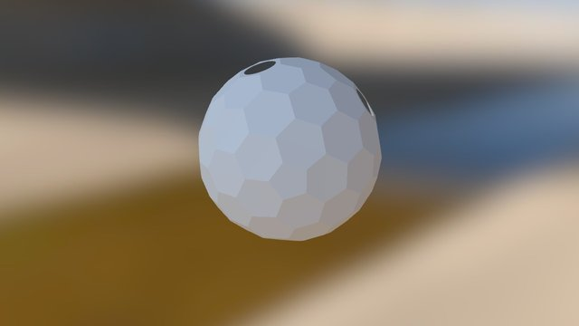 MIT Dodecahedral Dome Template 3D Model