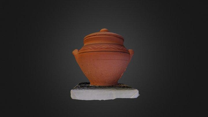 vasija 3D Model