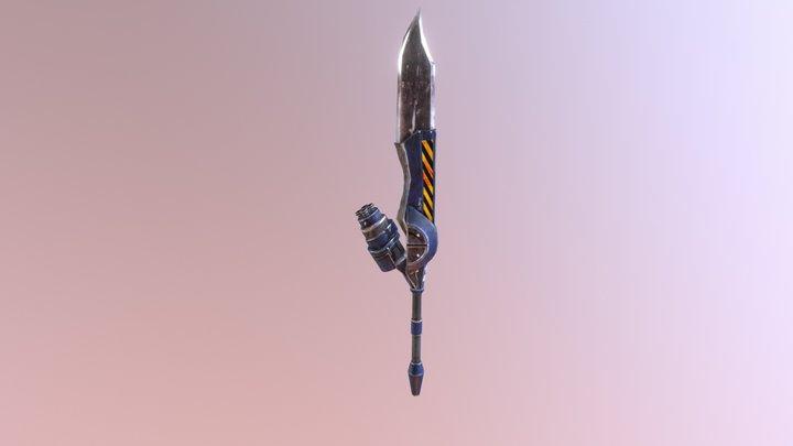 God Arc MX-01 3D Model