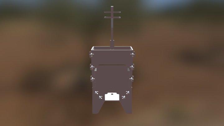 Aquapioneers Kit V1.5 3D Model