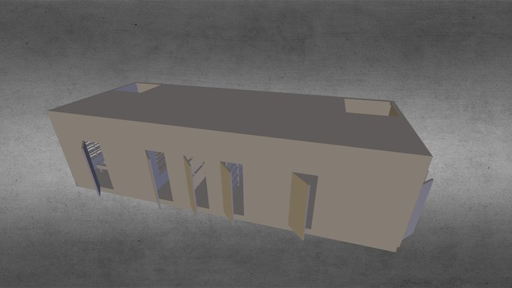 CalPretzelAHU3D 3D Model