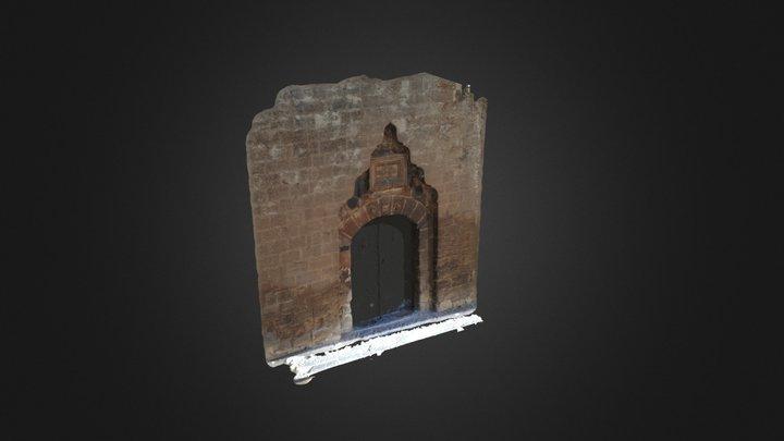 Kapı-3 , Artuklu/Mardin 3D Model