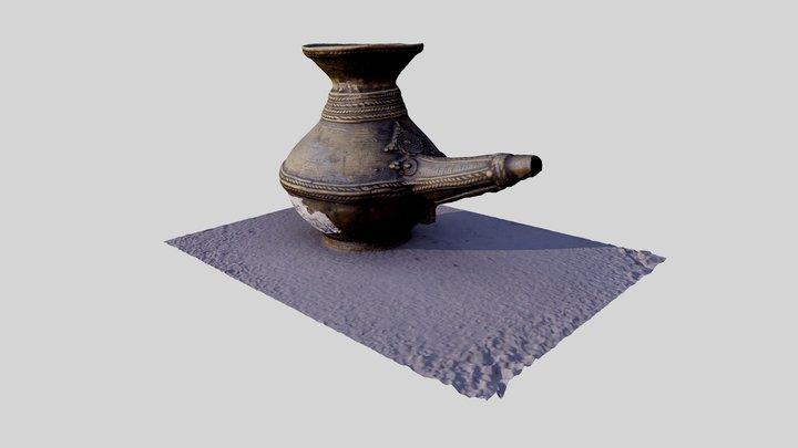 Lamp/Wine Vase 3D Model