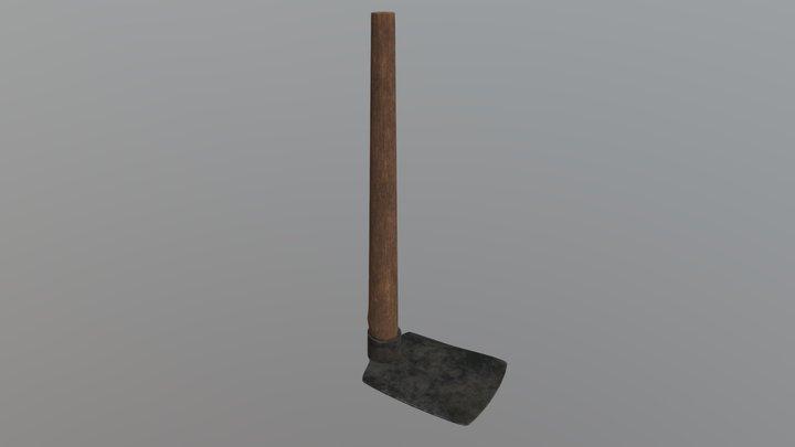 Spade (Kodal) 3D Model