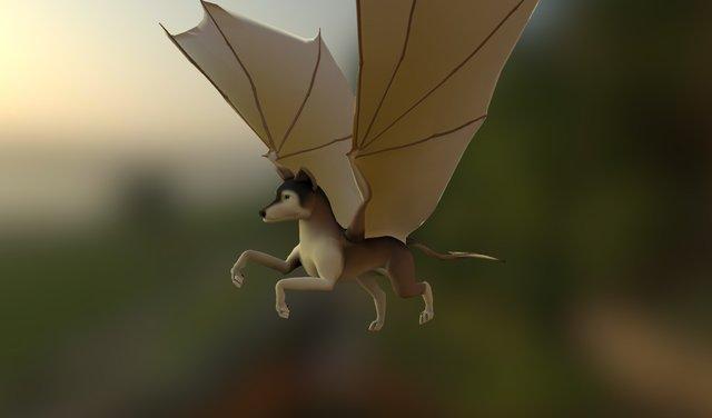 Run Jump Fly! 3D Model