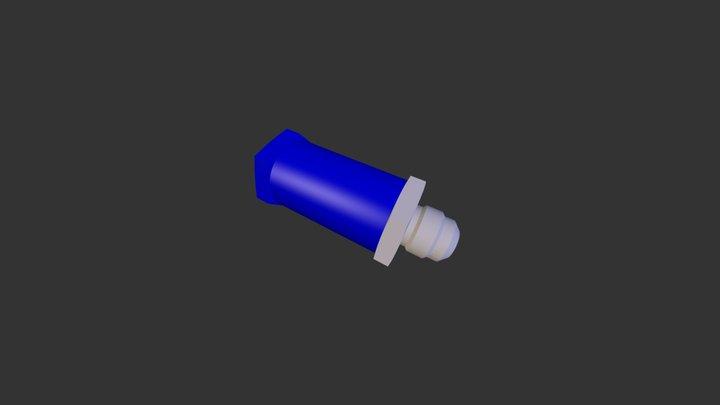 valve assembly 3D Model