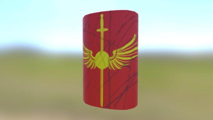 Tower Shield 3D Model