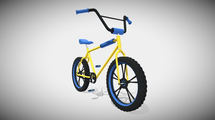 Bici BH Cross 3D Model
