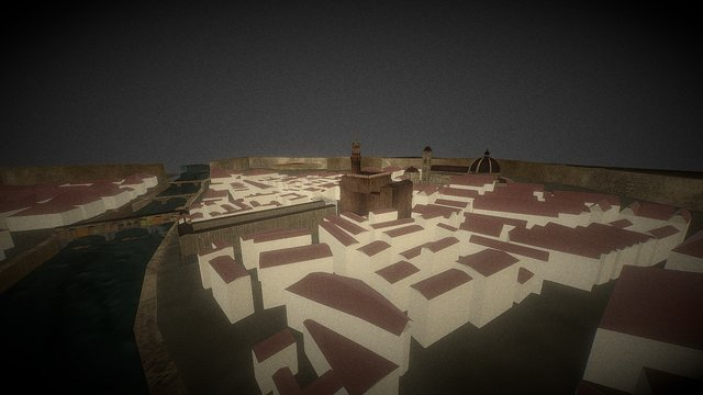 Firenze - Florence- Games of Thrones Italy 3D Model