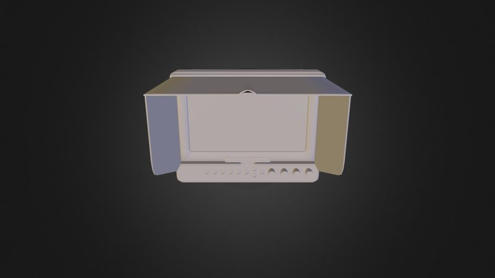 Sample Project 02 3D Model