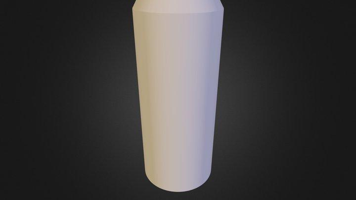 canette 3D Model
