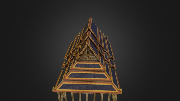 Desktop 3D Model