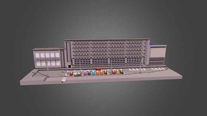 Club LiègeCraft du 5 janvier 2019 3D Model