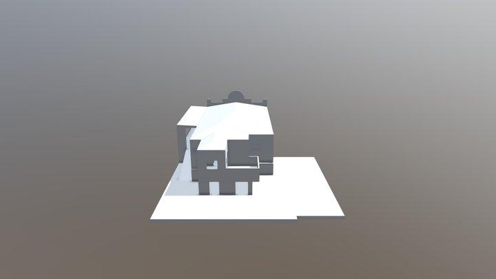 Padaria- Vista3D-{3D} 3D Model
