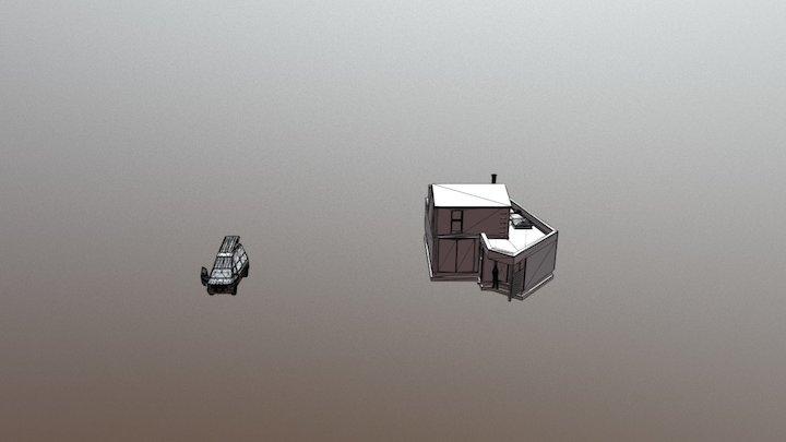 test Sketchup 3D Model