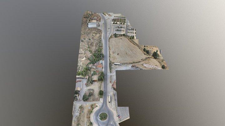 Levantamiento Guadix1 3D Model