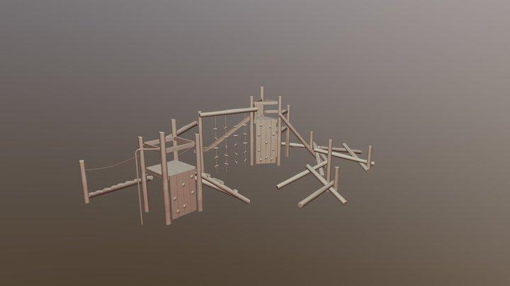 Wichtelgarten 3D Model