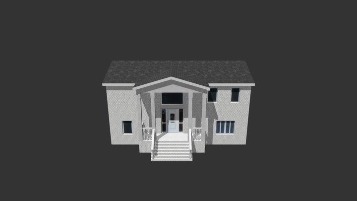 House 10 3D Model