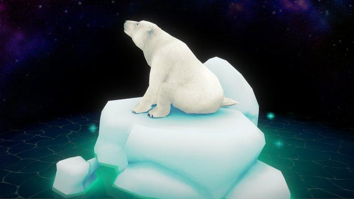 Goodbye Inuka 3D Model
