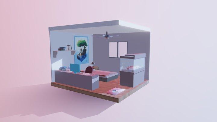 Myroom-new 3D Model