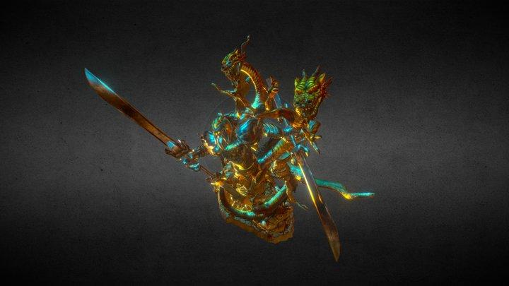 Dragonth 3D Model