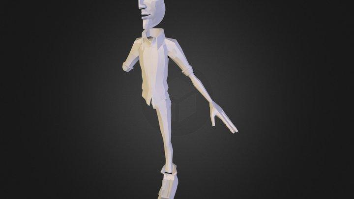DT_character 3D Model