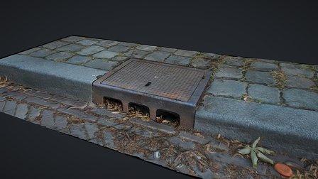 Street 04 3D Model