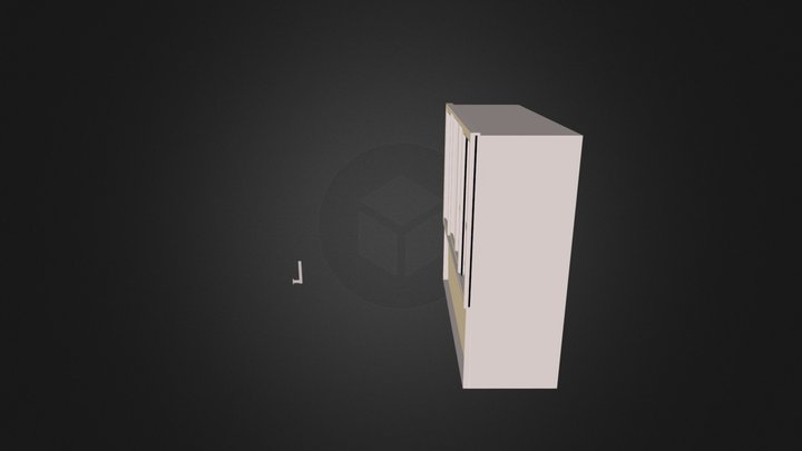 balcony.3ds 3D Model