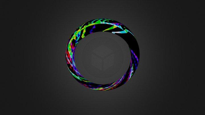 טבעת מיוחדת 3D Model