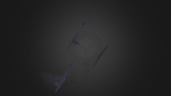 3dmap Plane 3D Model
