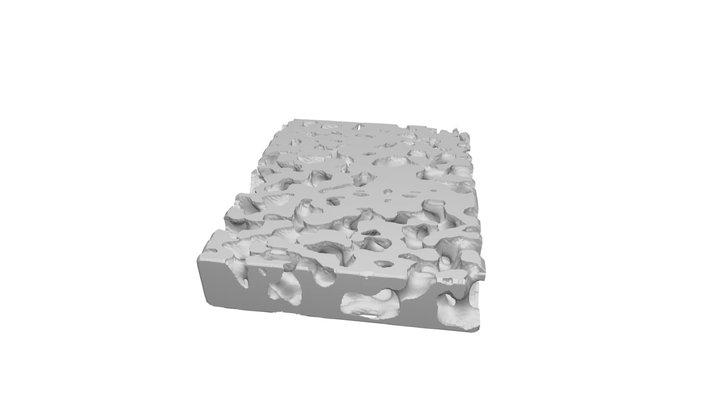 CottonSmallBlock 3D Model