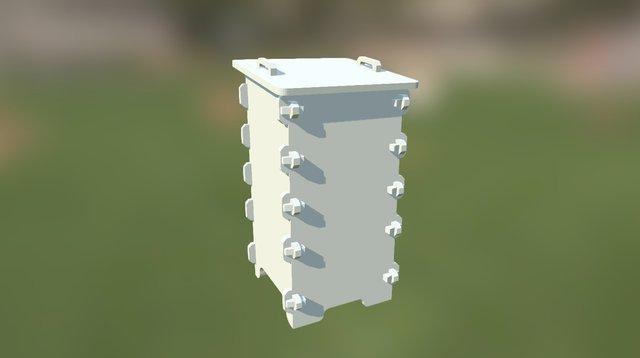 WormHaus 3D Model