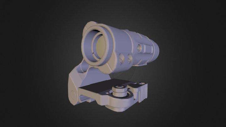 Magnifier_low 3D Model