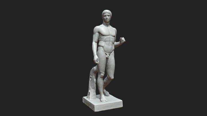 Doryphoros #StatuesTexturingChallenge [SMK] 3D Model