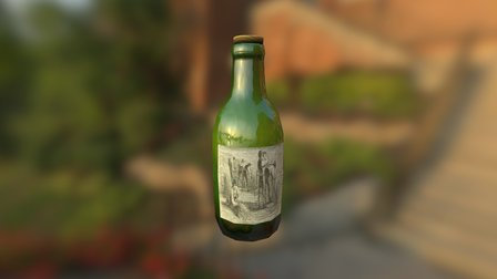 Imperial Ale 3D Model