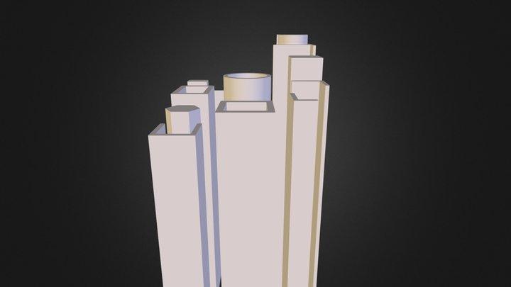 Caños 3D Model