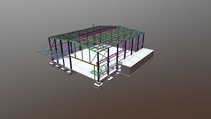 Hala - OK 3D Model