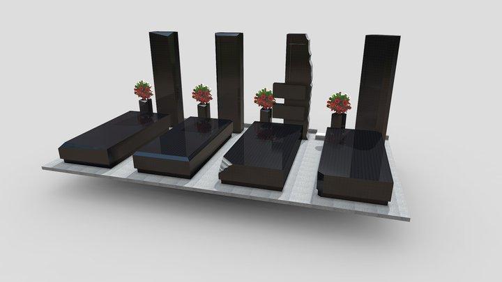 8 3D Model
