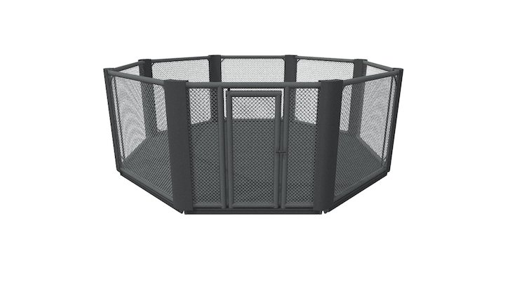 Training Cage 3D Model