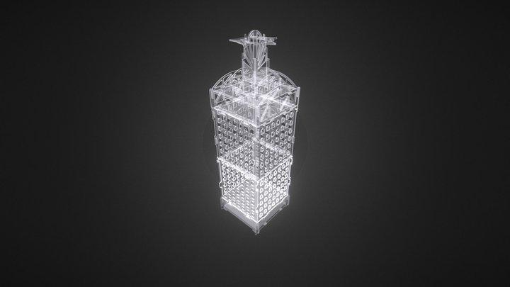 Turm_FP 3D Model