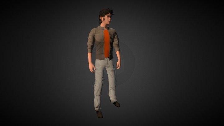Lanang 3D Model