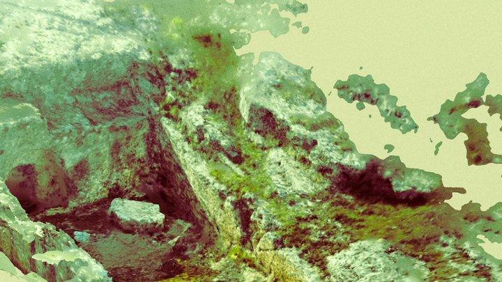 Perre Antik Kenti, Adıyaman 3D Model