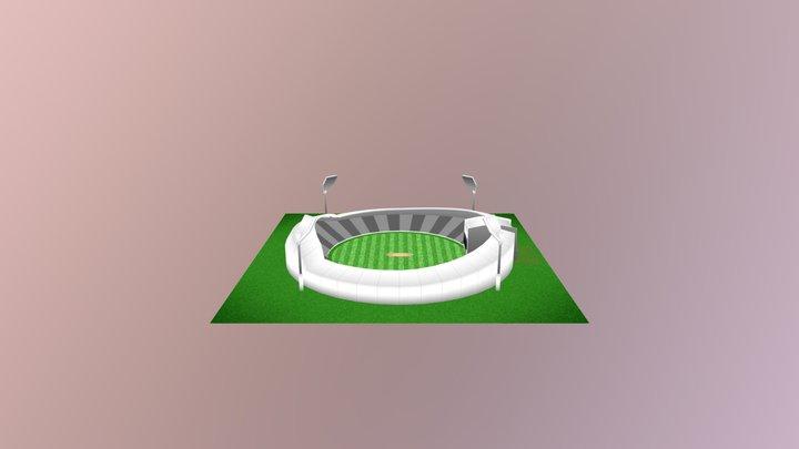 Stadium Lv09 3D Model